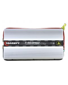 Taramps T 50.0 KW High Voltage - 50000 Watts RMS - 1 Ohm Car Amplifier