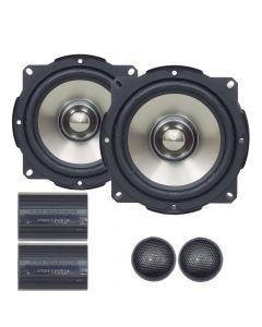 "JBL 5"" System 52V2A - 100 Watts RMS 2 Way Car Speakers Kit"