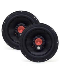 "Bomber 6"" 3 Way BBR - 100 Watts RMS Car Speakers"