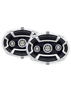 """JBL 6""""x9"""" 4 Way 69QD7TA - 120 Watts RMS Car Speakers"""