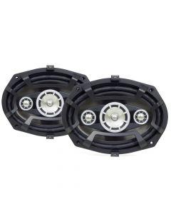 """JBL 6""""x9"""" 4 Way 69QD9TA - 200 Watts RMS Car Speakers"""