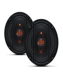"""JBL 6""""x9"""" 3 Way 69TR11TA - 100 Watts RMS Car Speakers"""