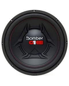 """Subwoofer 12"""" Bomber One - 200 Watts RMS - 4 Ohms"""