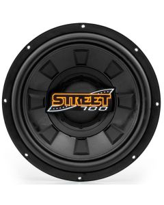 "Spyder 12"" Street - 175 Watts RMS - Cor: Preto - 4 Ohm Subwoofer"