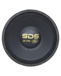 "Subwoofer 15"" Eros E-15 SDS 2.7K - 1350 Watts RMS - 4 Ohms"