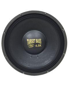 "Eros 15"" E-15 Target Bass 4.5 K - 2250 Watts RMS - 4 Ohm Subwoofer"