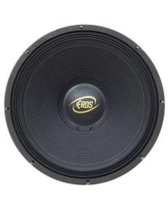 "Subwoofer 18"" Eros E-818 SDS - 800 Watts RMS - 4 Ohms"