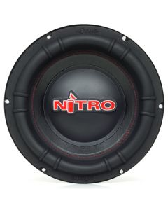 "Spyder 10"" Nitro - 700 Watts RMS - Dual 4 Ohm Subwoofer"