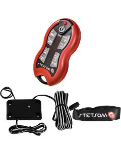 Stetsom SX2 16 Function 500 meter Red Long Range Remote Control