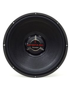 """Bomber 15"""" Upgrade - 350 Watts RMS - 4 Ohm Subwoofer"""