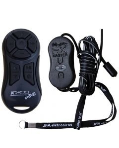 JFA K1200 - 1200 meter Black Long Range Remote Control