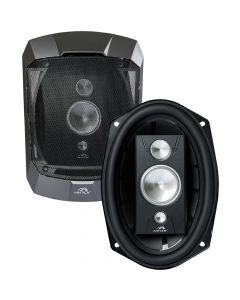 """Hinor 6""""x9""""  HS Sonic - 400 Watts RMS Car Speakers"""