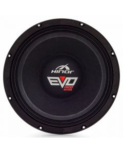 "Hinor 12"" Evo 1500 Bass - 1500 Watts RMS - 4 Ohm Woofer"