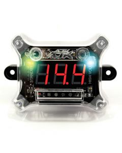 AJK Sound Nano Plus + Ful Range Voltage Voltmeter