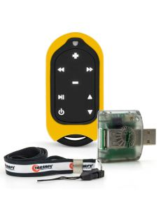 Taramps Connect Control 300 meters 16 Function Yellow Long Range Remote Control