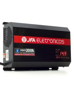 JFA New F200A Sci- 14.4 V - Bivolt Voltmeter and Batmeter Power Supply