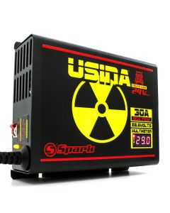 Spark Usina 30A Truck 24 V - Bivolt - Multimeter Power Supply