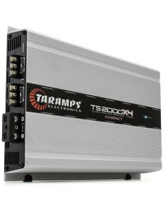 Taramps TS2000x4 Compact - 4 Channel 2000 Watts RMS  2 Ohms Car Amplifier