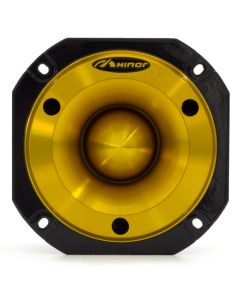 Super Tweeter Hinor HST600 Trinyum Gold - 300 Watts RMS