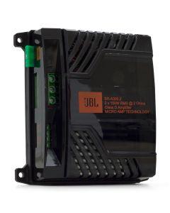 JBL BR-A 300.2 Channel 300 Watts RMS Car Amplifier