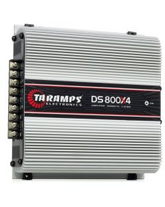 Taramps DS 800x4 Channel 800 Watts RMS  2 Ohms Car Amplifier