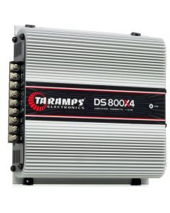Taramps DS 800x4 Channel 800 Watts RMS  1 Ohm Car Amplifier