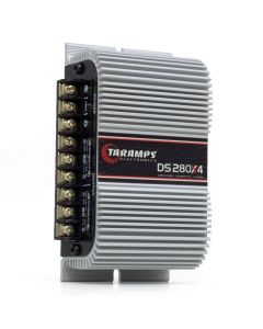 Taramps DS280x4 - 4 Channel 280 Watts RMS Car Amplifier
