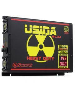 Spark Usina - AC 100V-250V To DC 12V-14.4V Multimeter - 180A Power Supply