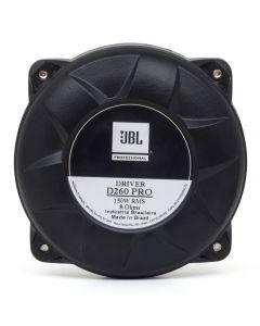 """JBL D260 PRO Phenolic 1"""" - 150 Watts RMS Driver"""