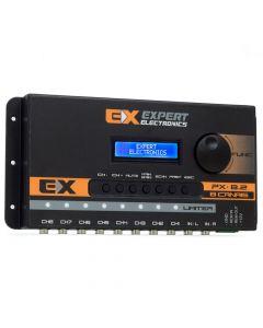 Banda Expert Electronics PX8.2 Limiter 8 Way e Equalizer Sound Processor - 1