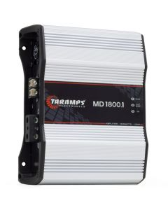 Taramps MD 1800 1 Channel 1 Ohm Car Amplifier