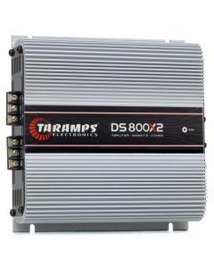 Taramps DS 800x2 Channel 800 Watts RMS  2 Ohms Car Amplifier