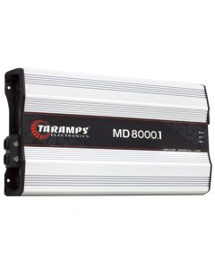 Taramps MD 8000 1 Channel 1 Ohm Car Amplifier