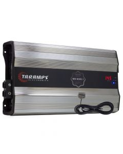 Taramps MD 8000 Premier com LED Clip - 1 Channel 8000 Watts RMS  1 Ohm Car Amplifier
