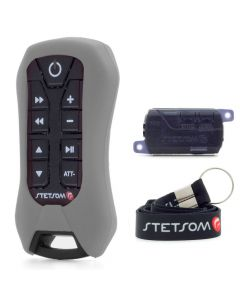 Stetsom SX2 Light 8 Function 500 meter Grey Long Range Remote Control