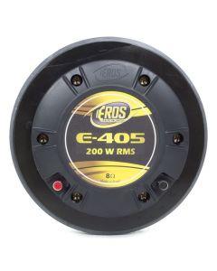 """Driver Eros E-405 2"""" Fenólico - 200 Watts RMS"""