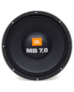 "JBL 12"" 12MB7.8 - 3900 Watts RMS - 4 Ohm Woofer"