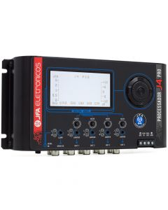 JFA J4 Pro - 4 Way Dynamic Crossover and Equalizer Multi-Band Sound Processor