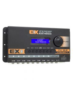Expert Electronics PX8.2 Connect Bluetooth 8 Ways and Equalizer Sound Processor