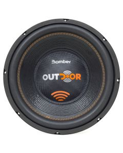 "Bomber 12"" Outdoor - 500 Watts RMS - 4 Ohm Subwoofer"