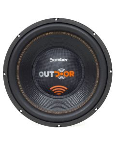 "Bomber 12"" Outdoor - 800 Watts RMS - 4 Ohm Subwoofer"