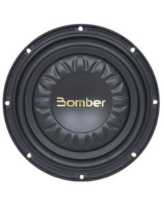 "Bomber 8"" Slim High Power - 300 Watts RMS - 4 Ohm Subwoofer"