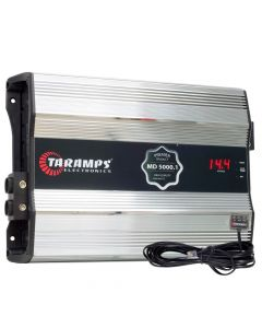 Taramps MD 5000 Premier 1 Channel 5000 Watts RMS - 2 Ohm Car Amplifier