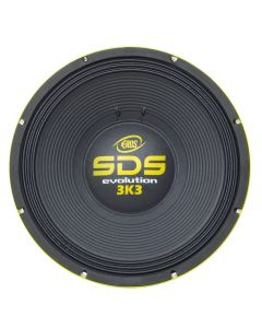 "Eros 15"" E-15 SDS 3.3K - 1650 Watts RMS - 4 Ohm Subwoofer"
