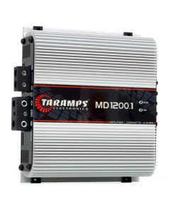 Taramps MD 1200.1 Channel - 1200 Watts RMS - 4 Ohm Car Amplifier