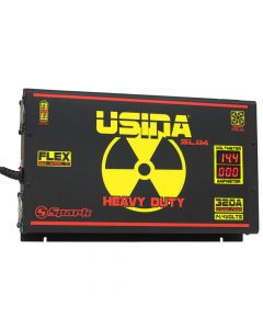 Spark Usina 320A Heavy Duty 14.4 V - Flex Bivolt Multimeter Power Supply