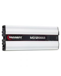 Taramps MD 12000 - 1 Canal - 12000 Watts RMS - 1 Ohm Car Amplifier