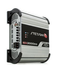 Stetsom EX3000EQ 1 Channel 2 Ohm Car Amplifier