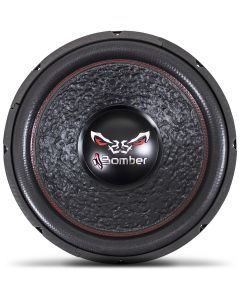"""Bomber 15"""" Bicho Papão - 800 Watts RMS - 4 Ohm Subwoofer"""