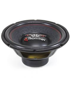 """Bomber 12"""" Bicho Papão - 600 Watts RMS - Dual 4 Ohm Subwoofer"""